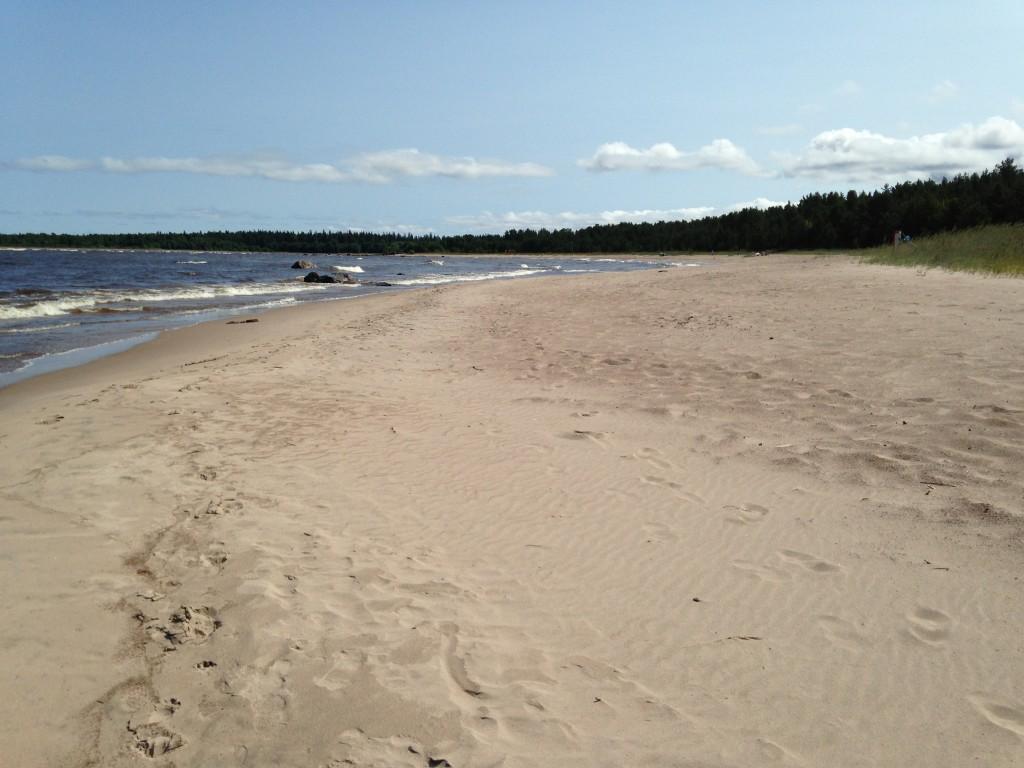 Rullsand, Beachwalker,