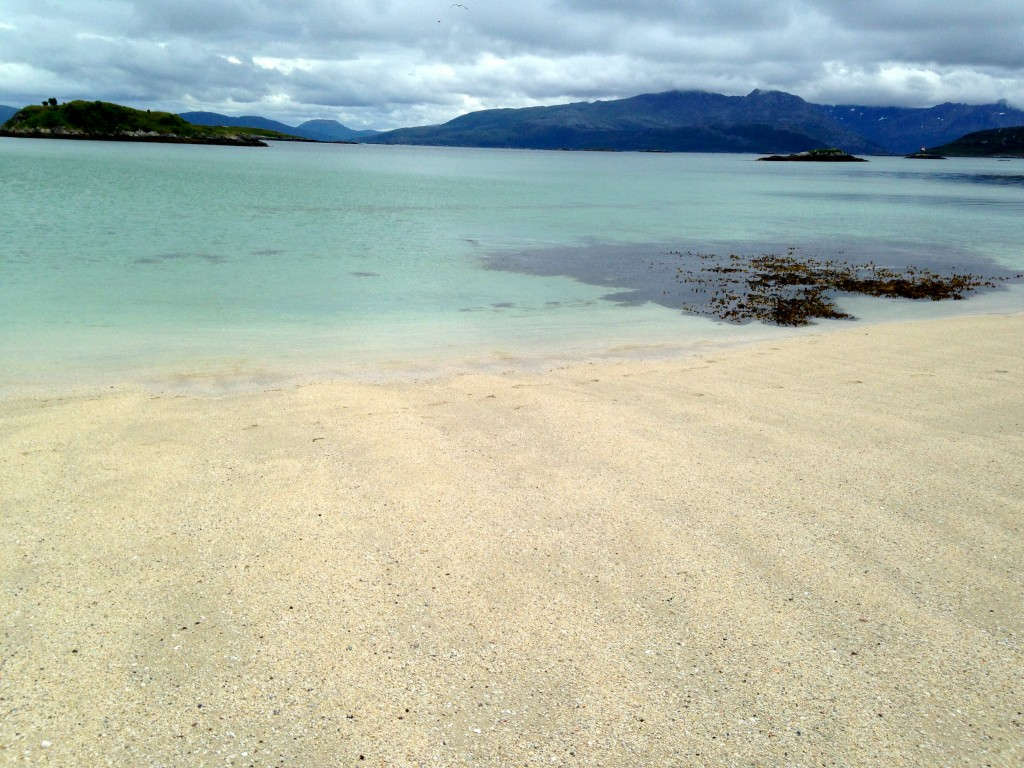 Sommarøy, beachwalker