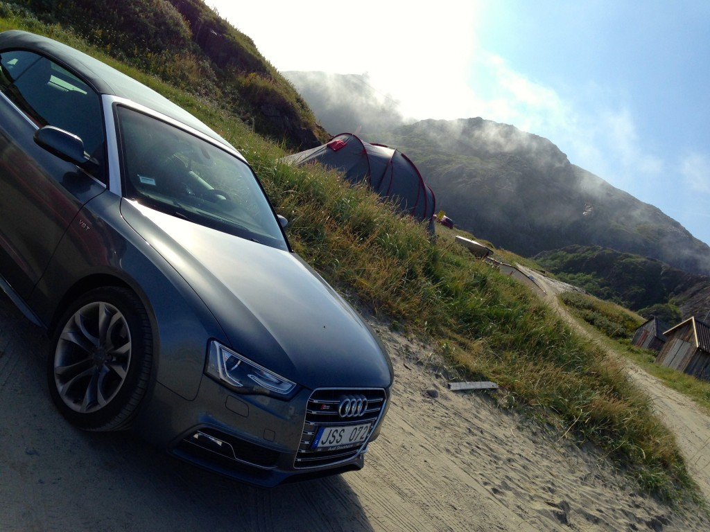 Beachwalker, Audis5cab
