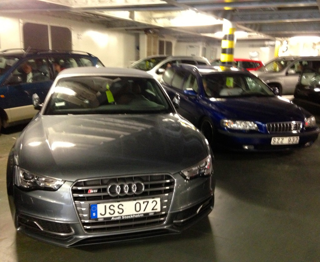 Audis5cab, beachwalker, viking grace